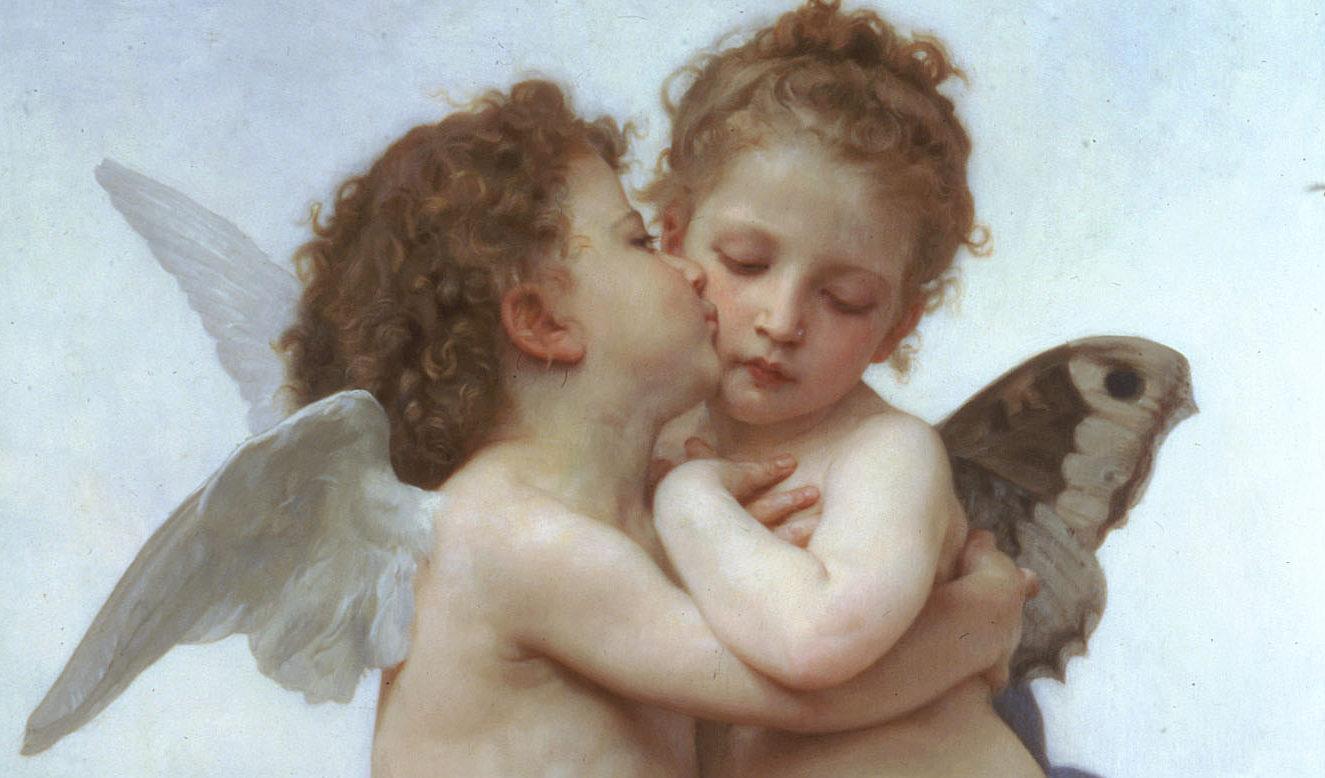天使のキスの絵で有名なウィリアム・アドルフ・ブグローとは 画材 ...